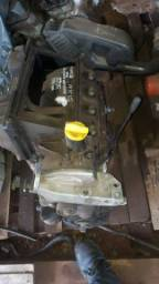 Motor Clio 1.0 16v Com Nota e Garantia Pronta entrega