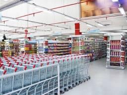 Moveis para loja de Utilidades/presentes - Gondolas, estantes, prateleiras em Geral