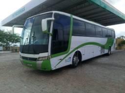 Locação de ônibus com 46 lugares, ar e WC
