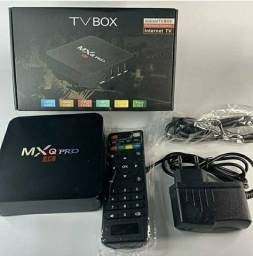 Tv box 4K 64G/4RAM  5G MXQ PRO
