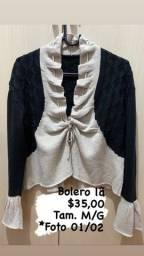 Blusãozinhos (detalhes na foto)