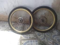 Rodas de DH downhill