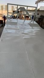 Plataforma/prancha para equipamento Rollon