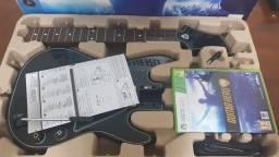 Guitar Hero Live Xbox 360 Novo na caixa