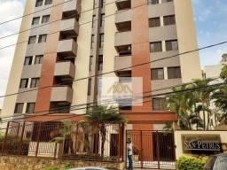 Apartamento com 2 dormitórios para alugar, 72 m² por R$ 1.000/mês - Centro - Ribeirão Pret