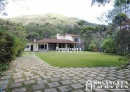 Casa com 5 dormitórios à venda, 250 m² por R$ 550.000,00 - Granja Mafra - Teresópolis/RJ