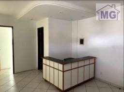 Sala para alugar, 38 m² por R$ 1.200/mês - Centro - Macaé/RJ