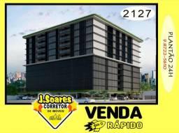Apartamento 1 Quarto para Venda em João Pessoa, Tambaú, 1 dormitório, 1 suíte, 2 banheiros