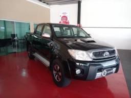 Toyota hilux 2011 3.0 srv 4x4 cd 16v turbo intercooler diesel 4p automÁtico