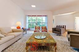 Apartamento com 1 quarto e 2 vagas para aluguel no Alto da Rua XV em Curitiba - PR