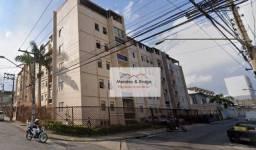 Apto com ELETROS de 1 dormitório para alugar, 60 m² por R$ 1.100/mês - Vila Camargos - Gua