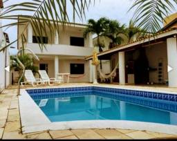 Alugo casa solta duplex 4/4 com Piscina privativa e espaço gourmet no Miragem - Vilas do A