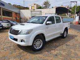 HILUX 2014/2015 3.0 SRV TOP 4X4 CD 16V TURBO INTERCOOLER DIESEL 4P AUTOMÁTICO