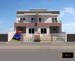 Sobrado com 3 dormitórios, sendo 1 suíte à venda por R$ 330.000 - Itajuba - Barra Velha/SC
