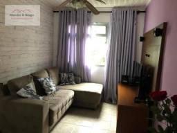 Apartamento no Ilhas do Mediterranêo com 60 mts 2 dorm 1 vaga na Vila Nossa Senhora de Fát