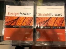 Straight Forward 2nd Edit. Beginner (student + workbook)