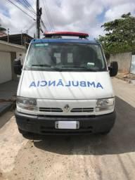 Ambulância Renault Master 2008/2009
