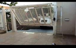 Sua garagem com portão automático