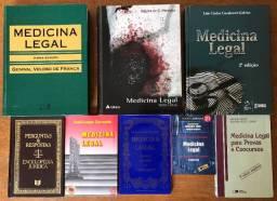 Livros e apostilas - Medicina Legal