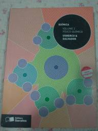 Livro Química volume 2 Usberco e Salvador