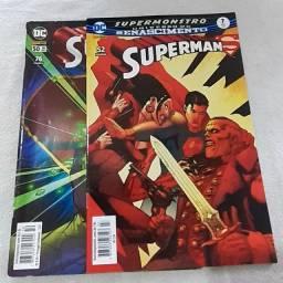 Superman DC - Kit com 2 exemplares
