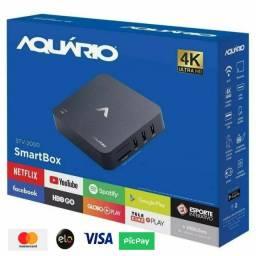 Smart TV Box Aquário STV 2000
