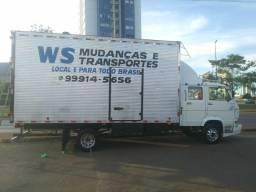 Ws transportes e mudanças