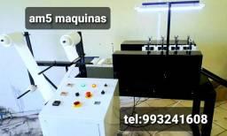 Maquina de fabricar mascara cirúrgica tripla