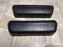 Par de puxador/descanso de braço modelo CL Quadrados