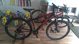 Bicicleta aro 29 venzo aquila