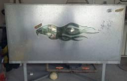 Tanque profissional hidrográfica pintura Sub merção