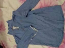 Blusa manga comprida