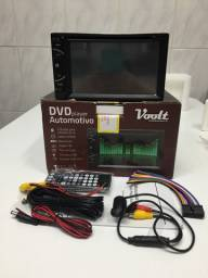 DVD player automotivo marca Voolt