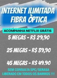 Internet ultra fibra