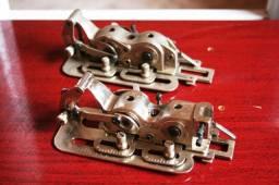 Aparelho Caseador Máquinas Reta Industrial Casear Botão