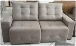 Show Oferta Sofa Retratil C/ Largura 2 M Aberto 150CM