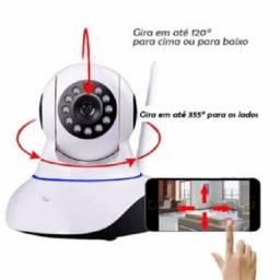 Kit câmera de segurança - Alarme - Wireless IP