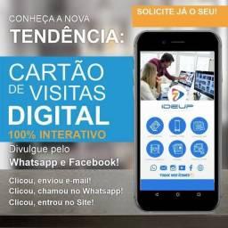 (Novo) Cartão De Visita Digital! 2020 | Interativo R$ 29,90