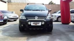 Volkswagem CrossFox 1.6 Total Flex C/ GNV 2006
