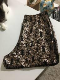 Short Paetê Dress To
