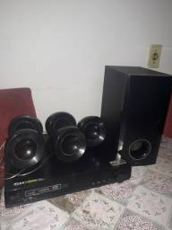 Home teather lg hdmi usb aux