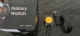 Galaxy Watch 46 mm bateria dura até 4 dias
