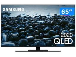 (Promoção) Smart TV 4K QLED 65? Samsung