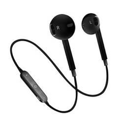 Fones de ouvido S6