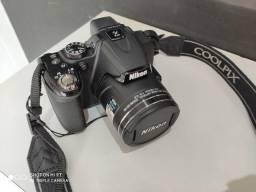 Câmera Semi Profissional Nikon P520