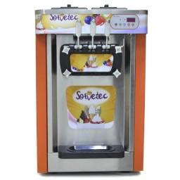 Máquina de sorvete e açaí expresso Sorvetec.