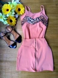 Macaquinho rosa