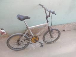 Bicicleta Alumínio entrego Aceito Picpay