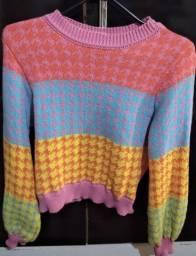 Título do anúncio: Blusa de frio de trico