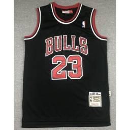 Título do anúncio: Regata NBA Chicago Bulls Clássica
